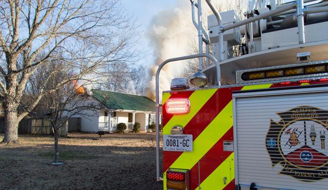 Belinda Parkway house fire_362937