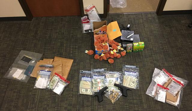 32 charged in massive Nashville drug bust_378677