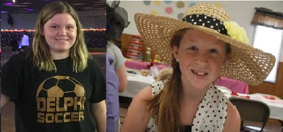 Police: Bodies found in Indiana are those of missing 13-year-old girls