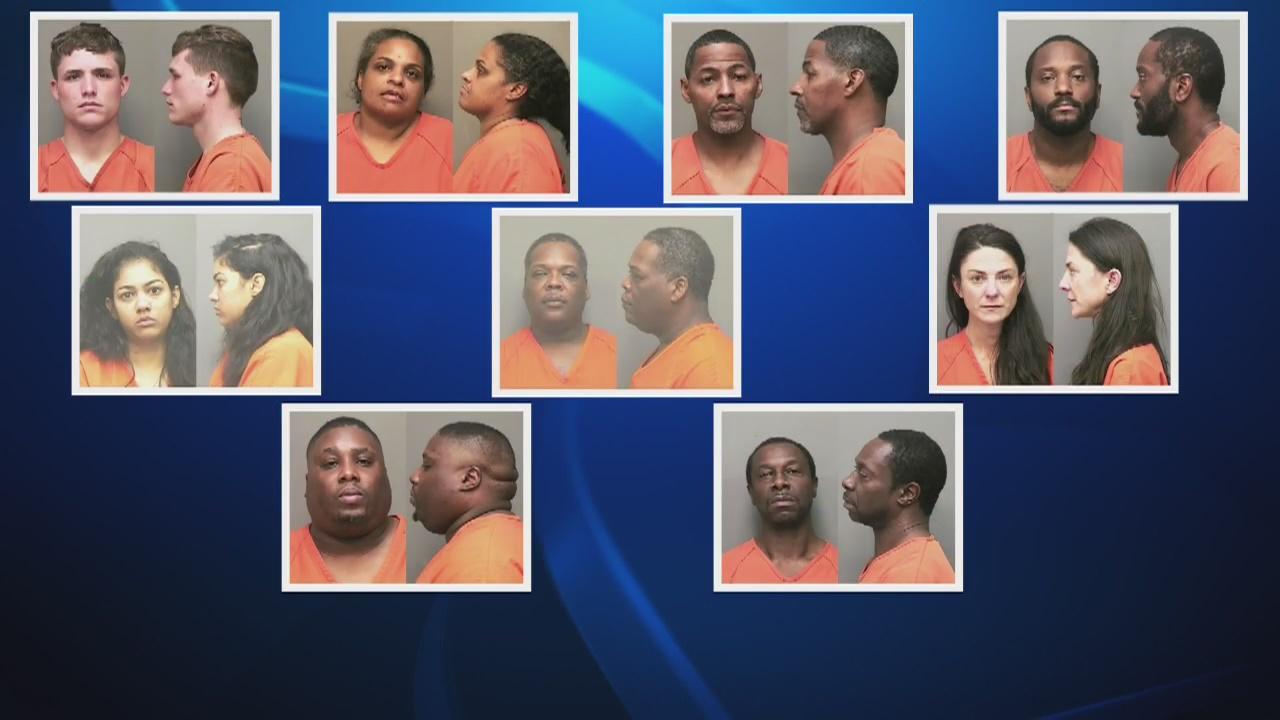 Drug arrests in Clarksville_382672