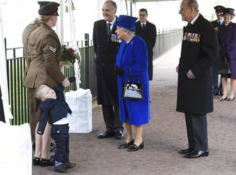 Queen Elizabeth tantrum_384900