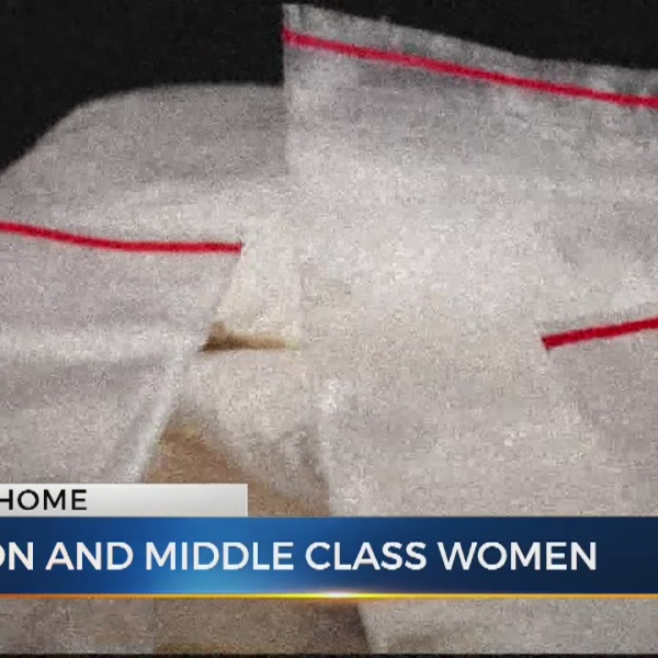 Heroin use among white, middle class women on the rise