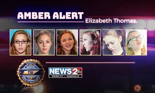 AMBER Alert, Elizabeth Thomas, Tad Cummins_390742