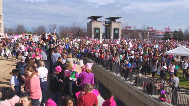 Nashville Women's March_356065