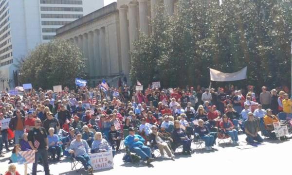 Nashville Trump rally_381786