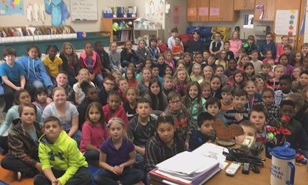 J.E. Woodard Elementary School_388521