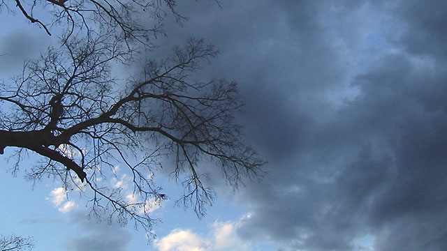 Storm Dark Clouds Weather Generic_380616