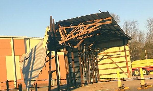 Cool Springs tornado damage 3_1_17_381322