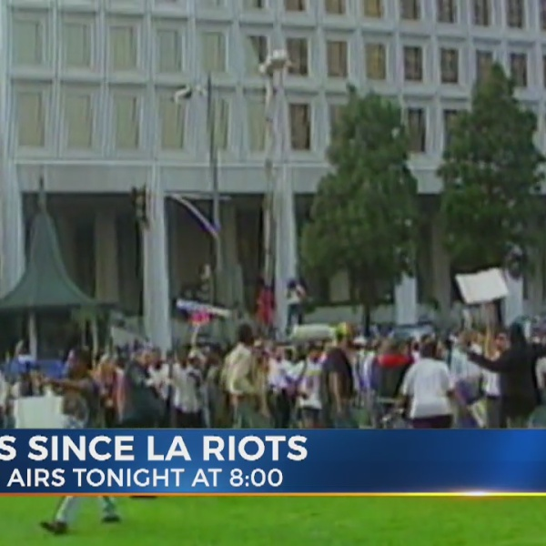 It's been 25 years since LA Riots