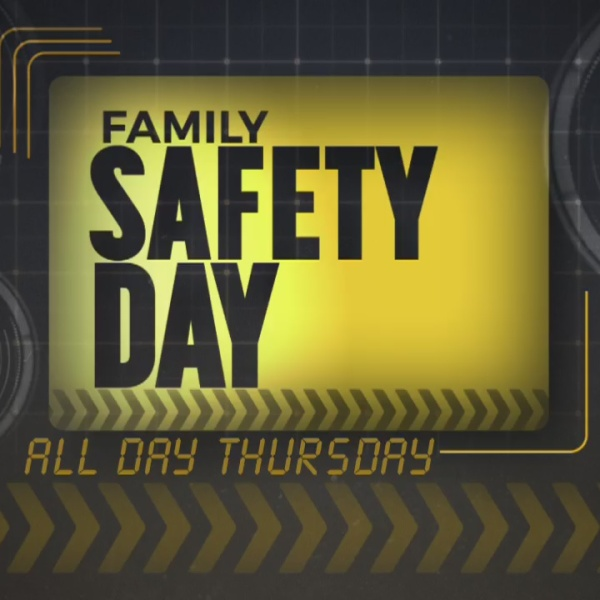 Family Safety Day: News 2 explores ways to keep your family safe Thursday