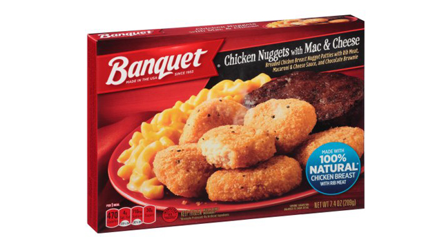 Banquet nugget meal recall_402915