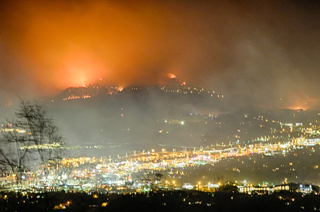 Sevier County wildfire_348975