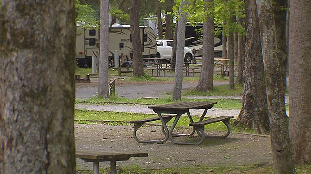 Campground, Camping, Tennessee State Parks, National Park Generic_405590