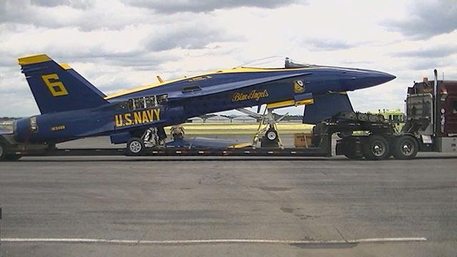 Jeff Kuss Blue Angels memorial jet_412249