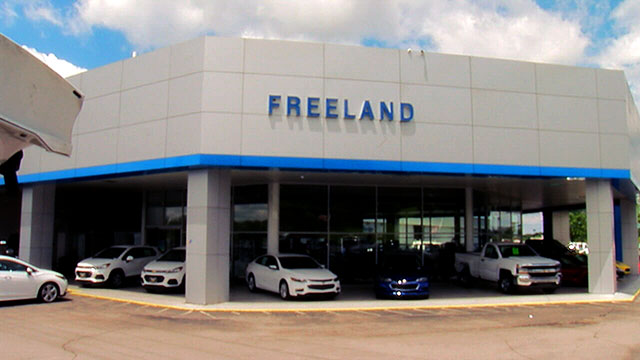 Freeland Chevrolet, Ben Freeland_412354