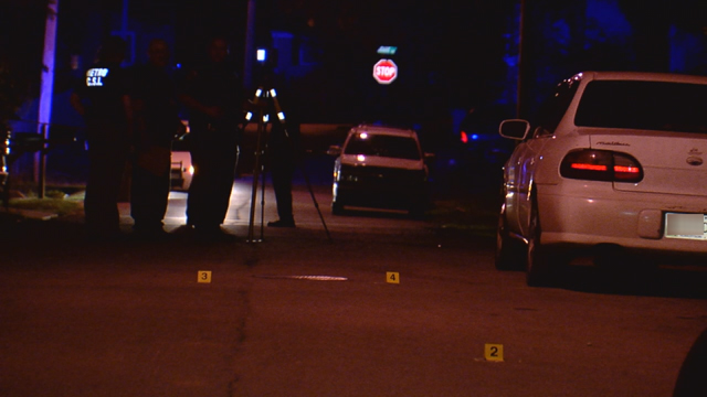Chester Avenue shooting_412668