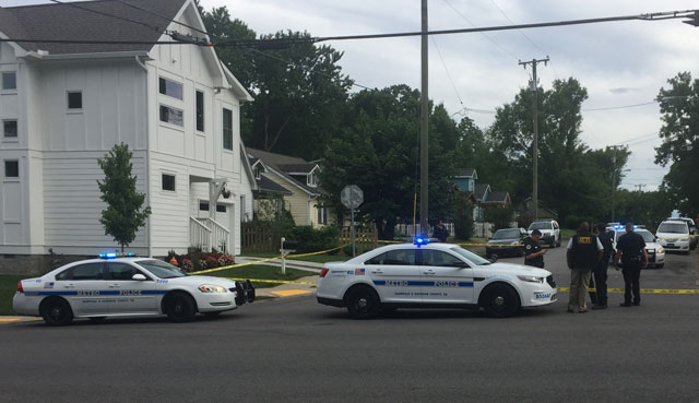 Cleveland Park shooting, North Sixth Street and Douglas Avenue_419227