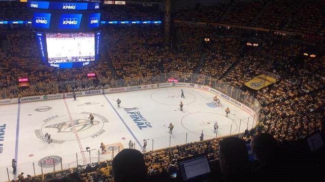 Bridgestone Arena - Stanley Cup Final_414471