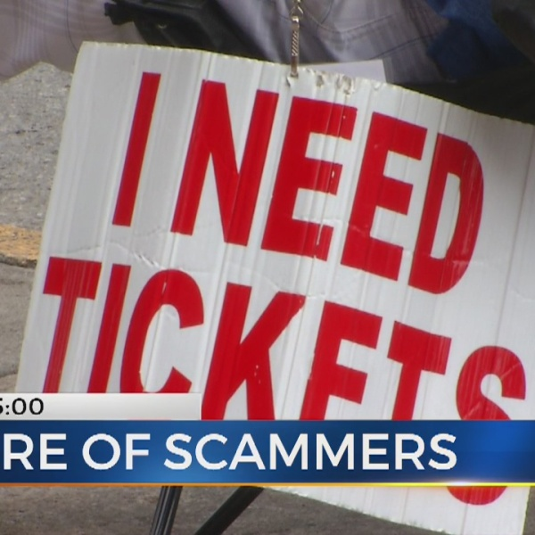 Watch out for fake Predators tickets