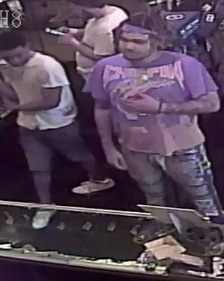 45 guns stolen from Clarksville shop