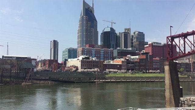 Generic Downtown Nashville_395203