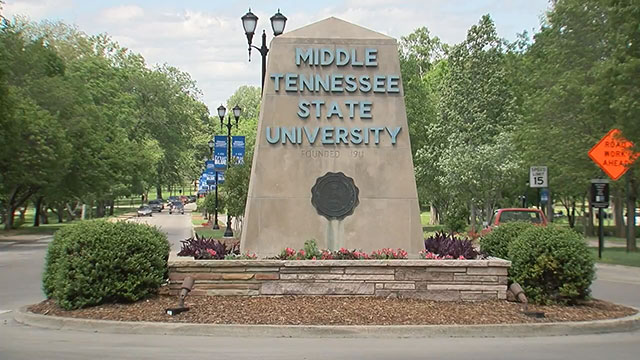 MTSU Middle Tennessee State University_405493