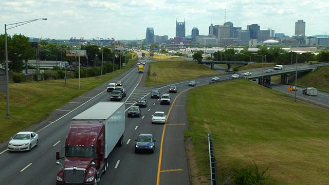 Interstate 24, Interstate 65, I-24, I-65, Traffic, Interstate, Generic_420778