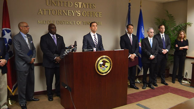 11 members of Gangster Disciples indicted by federal grand