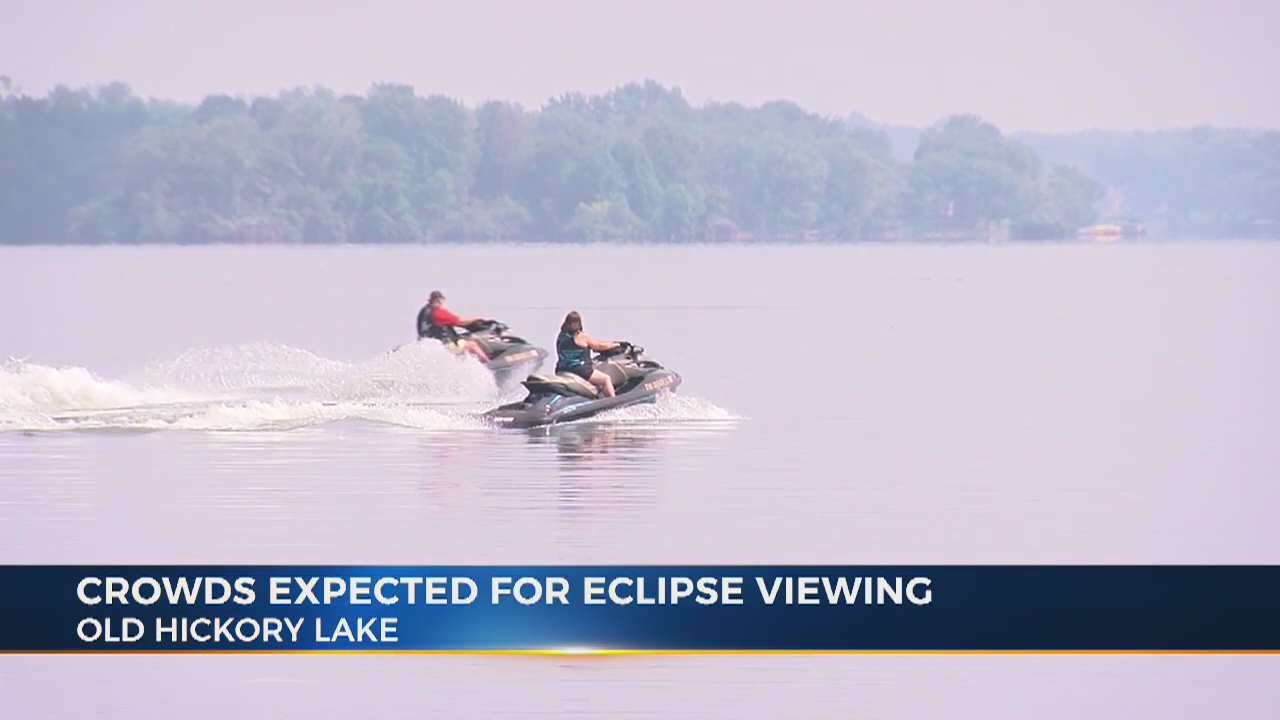 Army Corps of Engineers expects crowds for eclipse viewing