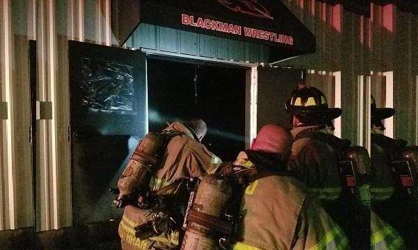 Blackman middle school fire_424562