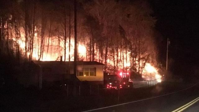 Gatlinburg wildfires_339761