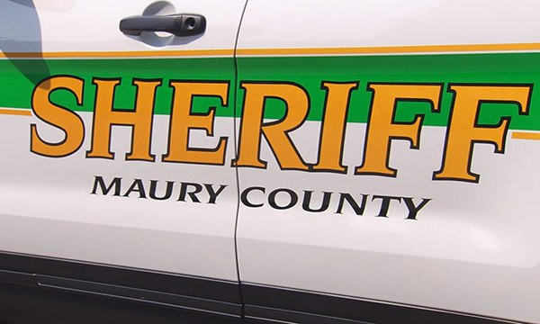 Maury County sheriff generic_390969