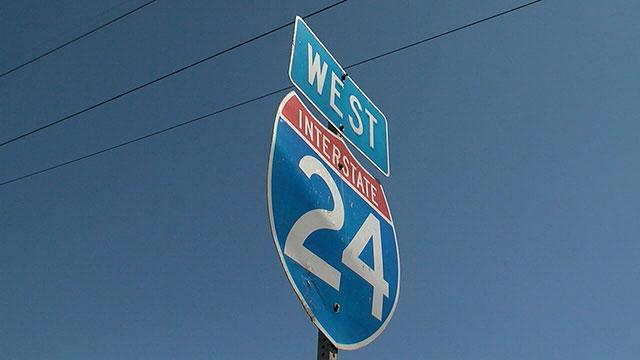 I-24 West, Interstate 24 West Generic_421209