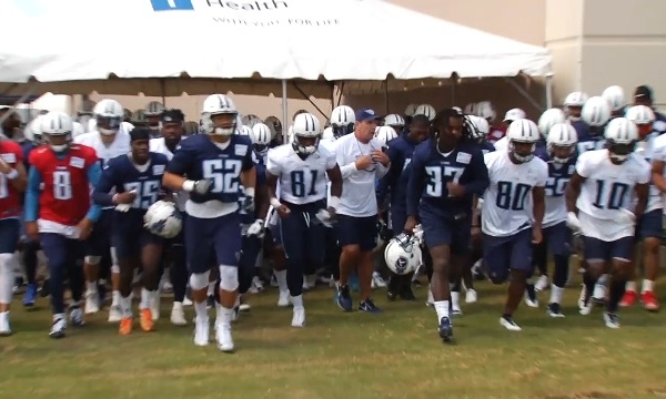 Titans practice day 1 July 29, 2017_429677