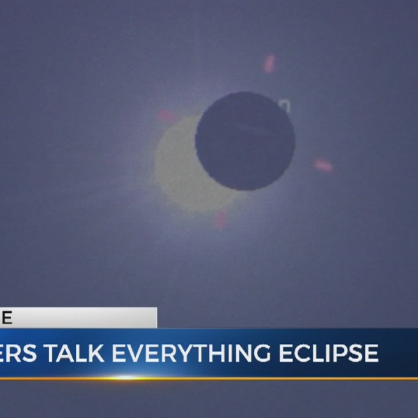 Leaders meet to discuss solar eclipse