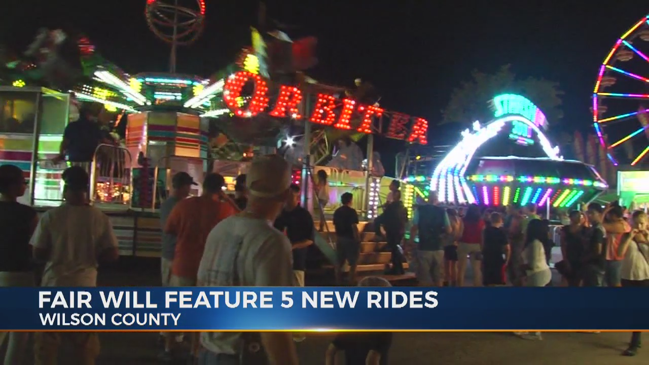 Officials assure safety ahead of Wilson County Fair