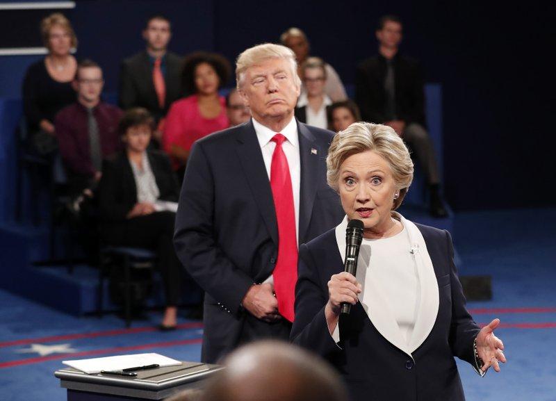 Trump Clinton debate_437239