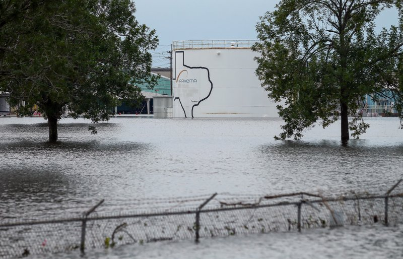 Arkema Inc. plant in Crosby, Texas_439591