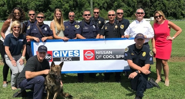 2 gives back metro police k-9 aviation_437373