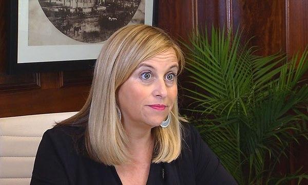 Mayor Megan Barry_421270