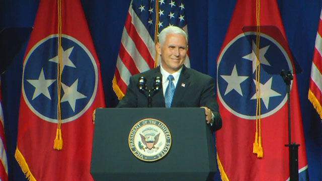 Mike Pence in Nashville_431365