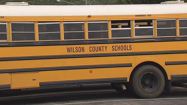 Wilson County Schools bus_433225