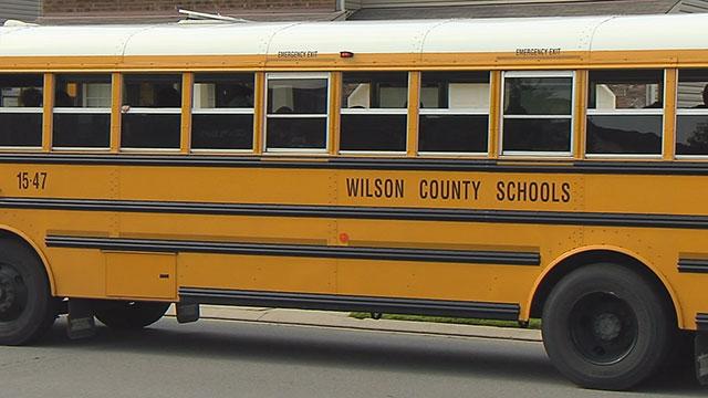Wilson County Schools bus_433228