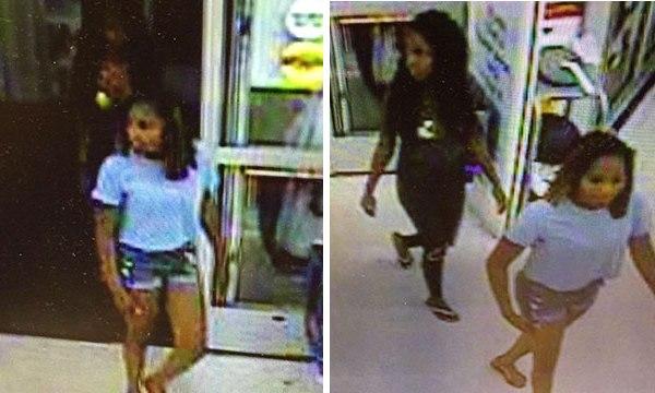 Franklin shoplifting suspects_433582