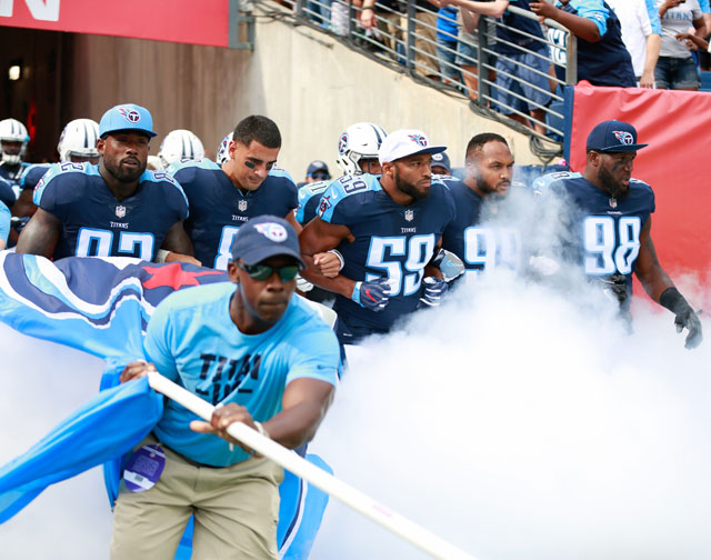 Titans, Seahawks Protest national anthem_446562