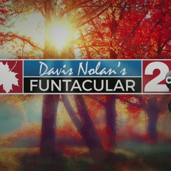 Davis Nolan's Fall Funtacular
