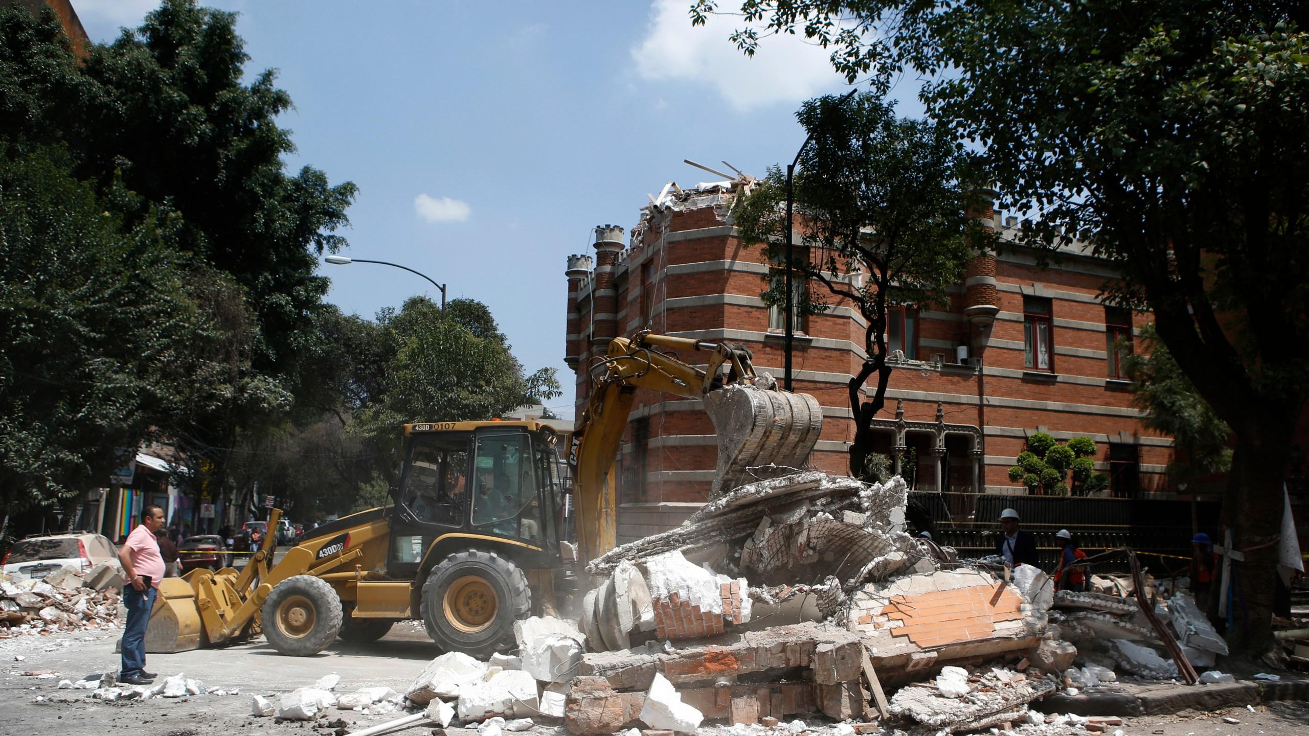 Mexico Earthquake_445346