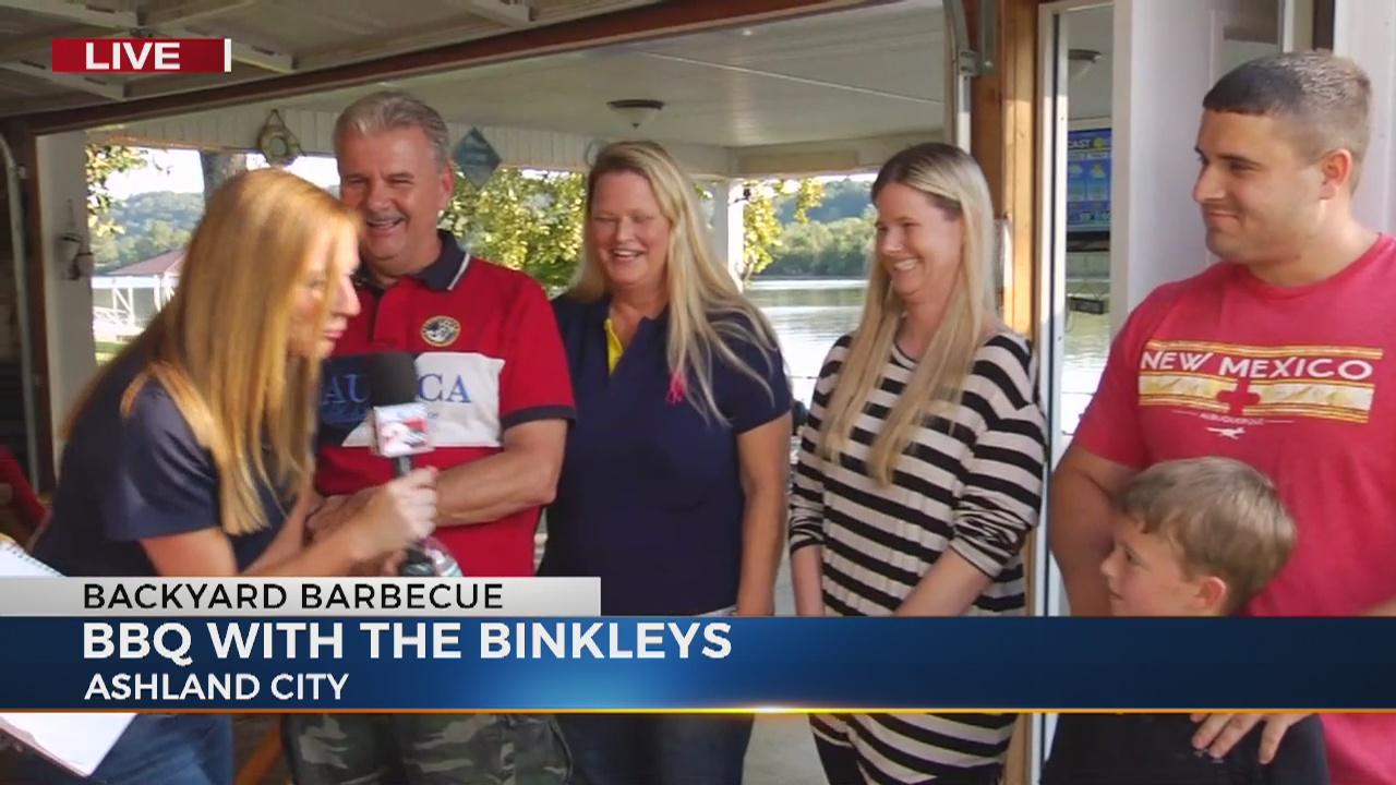 backyard bbq with binkley family_442245