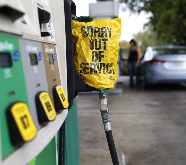 Hurricane Harvey, gas pumps_440209