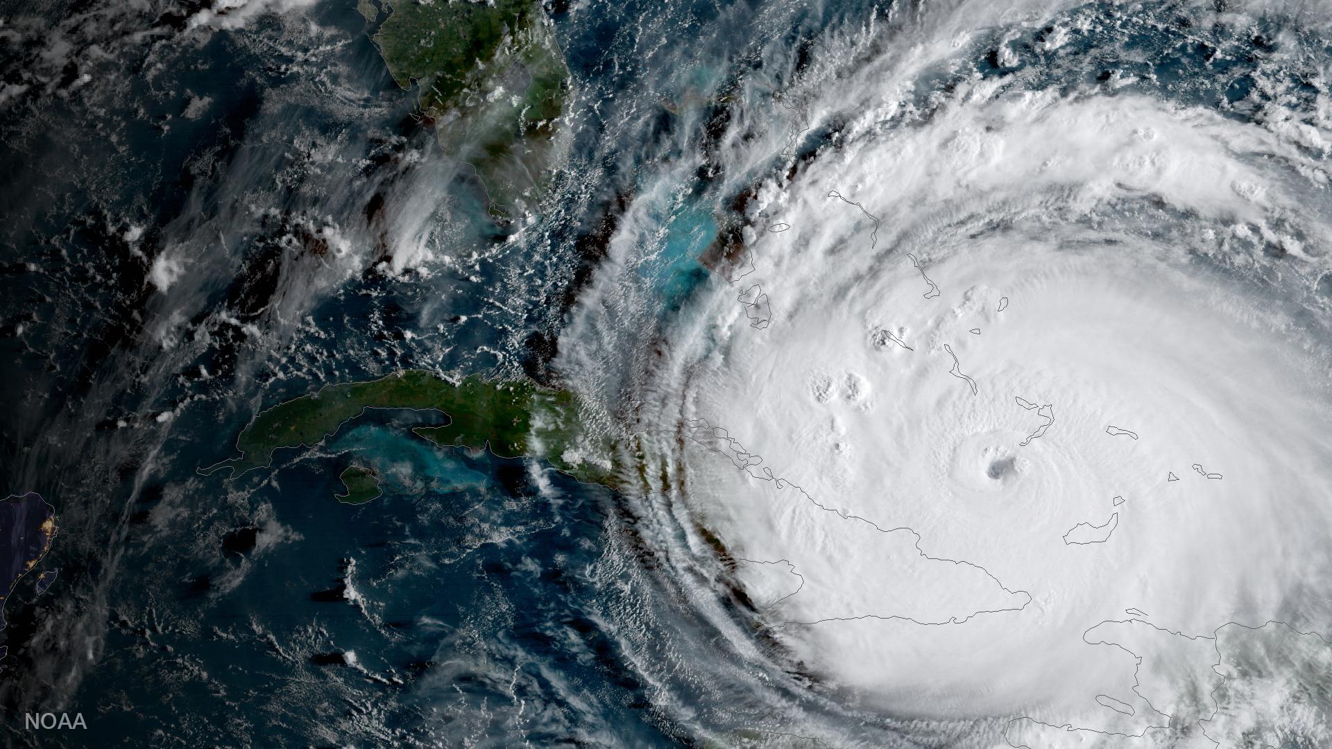 Florida Prepares For Major Hit By Hurricane Irma_442365